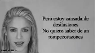 Trap - Shakira ft. Maluma (LETRA)