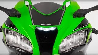 getlinkyoutube.com-New 2016 Kawasaki Ninja ZX-10R - Official Video.