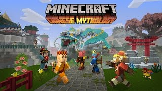 Minecraft - Chinese Mythology Mash-Up Pack Trailer
