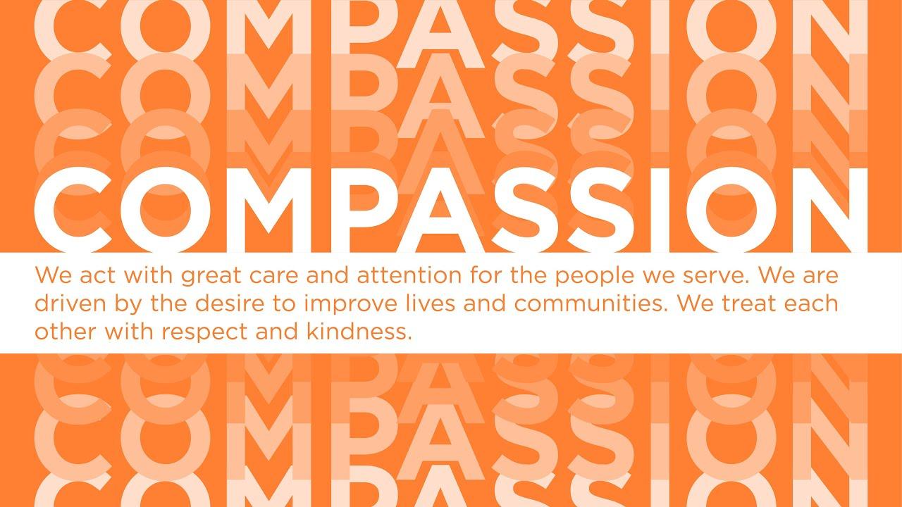 Core Values: Compassion