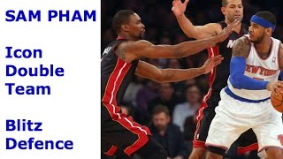 getlinkyoutube.com-NBA 2K15 Defense Tips + Tutorial: Icon Double Team; Matchup Zone Blitz Defence.