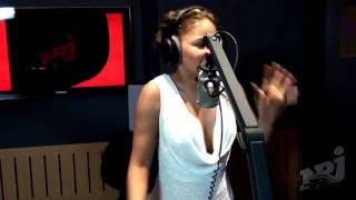 Kat DeLuna - Party O'Clock live sur NRJ dans le 6/9
