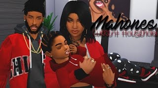 The Sims 4 | The Mahones | Current Household   January 2017