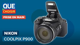 getlinkyoutube.com-Nikon Coolpix P900 - Un bridge au zoom surpuissant