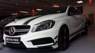 getlinkyoutube.com-Mercedes A 45 ///AMG Edition 1