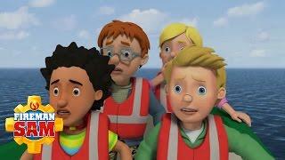 getlinkyoutube.com-Fireman Sam Official: Charlie Jones' Boat Is Sinking!