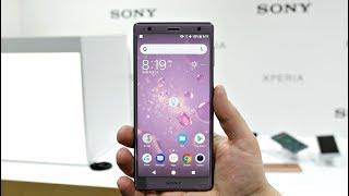 Sony Xperia XZ2 and XZ2 Compact - Legit Sony Flagships 2018!?