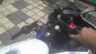 getlinkyoutube.com-Yamaha r15 s with BMC airfilter