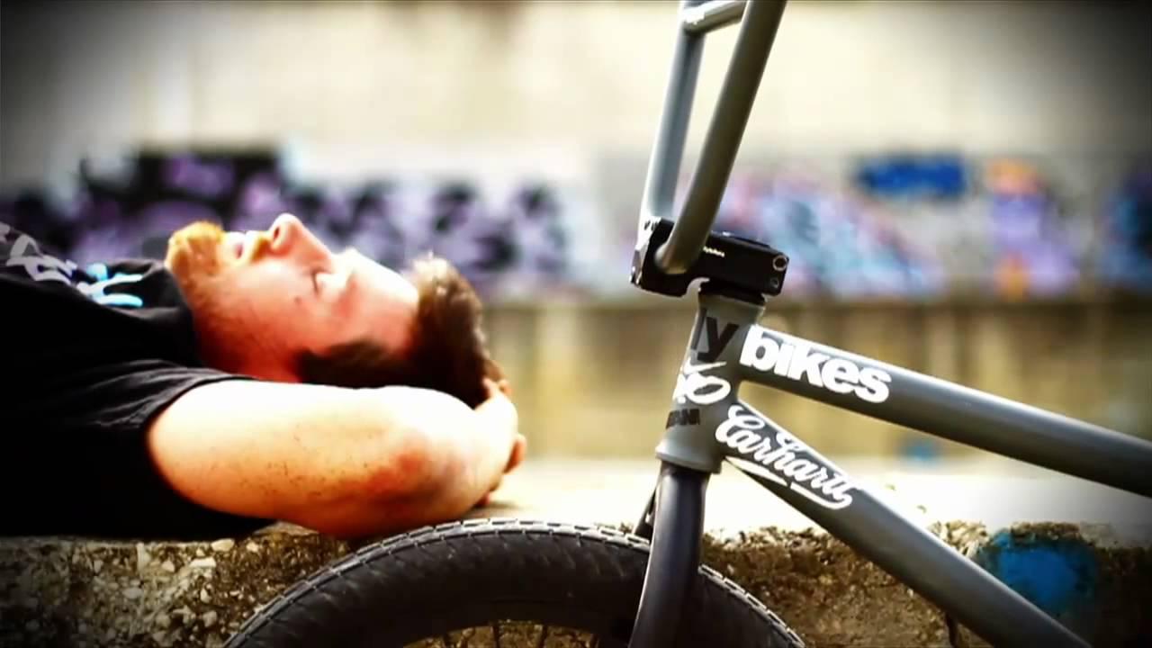 Flybikes ny hemsida -Kent Clarström