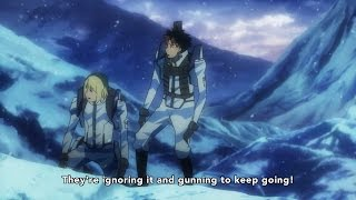 getlinkyoutube.com-ヘヴィーオブジェクト 2話 Heavy Object Episode 2