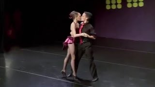 getlinkyoutube.com-Dance Moms -  Maddie Ziegler & Gino Duet 'This Girls Gotta Be Kissed'