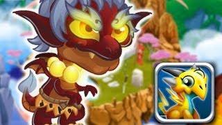 getlinkyoutube.com-How to Get Oni Dragon 100% Real! Dragon City!