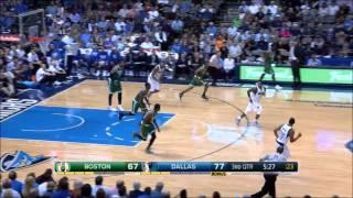 getlinkyoutube.com-Rajon Rondo Highlights vs Dallas Mavericks (7 pts, 9 reb, 15 ast)