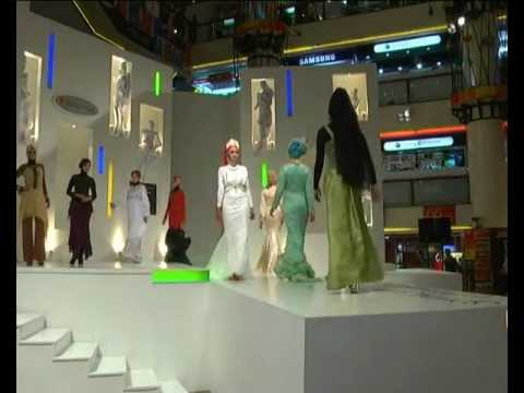 FASHION SHOW: Zattera Apparel Muslimah Fashion Show.wmv