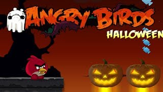 Angry Birds Halloween Adventure Walkthrough Gameplay