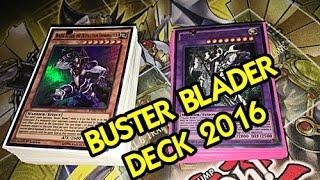 getlinkyoutube.com-Yu-Gi-Oh! Buster Blader Deck Profile January 2016