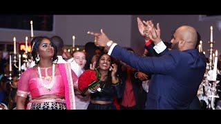getlinkyoutube.com-AMAZING Tamil Wedding in France (Agasthiya Weds Lacsan)