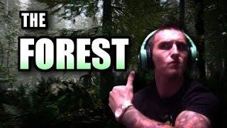 getlinkyoutube.com-#27 The Forest: Jestem latającym rozbitkiem xD