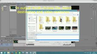 getlinkyoutube.com-Sony Vegas Pro: Render codec x264vfw in mp4 container
