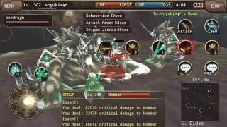 getlinkyoutube.com-Iruna Online Samurai Stat and Equipment