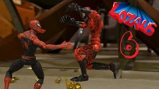 getlinkyoutube.com-SPIDERMAN Stop Motion Action Video Part 6