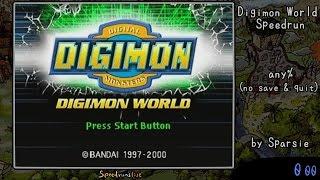 getlinkyoutube.com-Digimon World - 1:30:57 Single Segment World Record Speedrun [Audio Commentary]