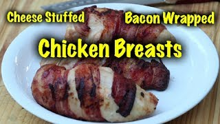 getlinkyoutube.com-Cheese stuffed, Bacon Wrapped Chicken Breasts