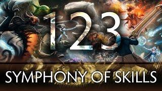 Dota 2 Symphony of Skills 123