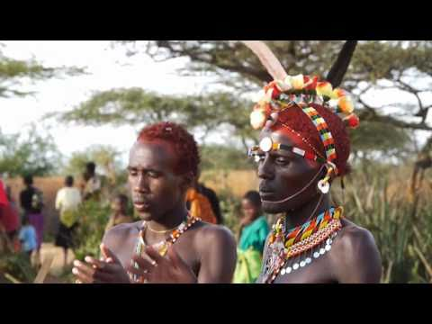 Племя Самбуру [Африка, Кения]