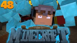 How To Minecraft   #48   Diamond HYPE! New HTM Server Record? (How To Minecraft SMP)