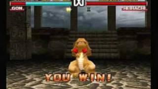 getlinkyoutube.com-Tekken 3: Gon