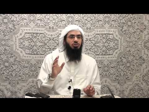 TAWHEED #4- Explanation of The Three Fundamental Principles -Shaykh Ahmad Jibril