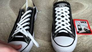getlinkyoutube.com-How To Diamond Lace Shoes