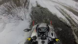getlinkyoutube.com-Tughill Snowmobiling 12/29/16 part 3 of 5