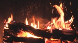 ♥♥ The Best Fireplace Video (3 hours)