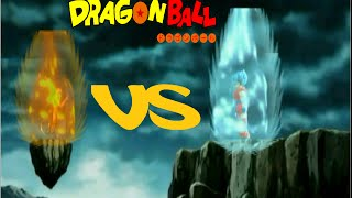 getlinkyoutube.com-Dragonball VS: SSGSS Goku VS Golden Freeza (DBZ STOP MOTION)
