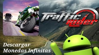 getlinkyoutube.com-Descargar Traffic Rider Monedas Infinitas V1.0