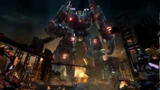 getlinkyoutube.com-E3 Trailer -- Official Transformers: Fall of Cybertron Video