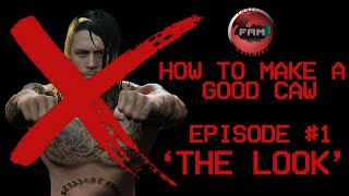 WWE 2K15 How To Make A Good CAW! - Episode #1: The Look