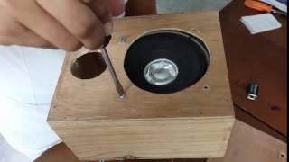 getlinkyoutube.com-Como hacer una bocina casera