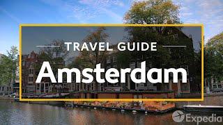 getlinkyoutube.com-Amsterdam Vacation Travel Guide | Expedia