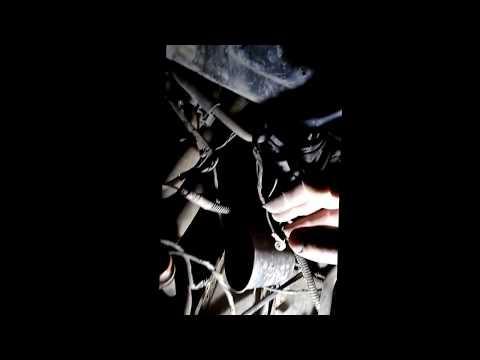 Замена радиатора печки в автомобиле Mazda, своими руками без разбора панели