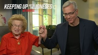 getlinkyoutube.com-Keeping Up With the Joneses | Dr. Drew and Dr. Ruth: Sexperts | 20th Century FOX