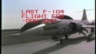 getlinkyoutube.com-Ken's last F-104 Starfighter flight