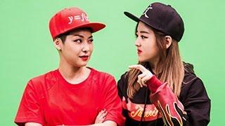 getlinkyoutube.com-[랩배틀] 이과 vs 문과, 치타와 키썸의 촌철살인 디스전!! What if Rap Battle, Cheetah vs. KISUM