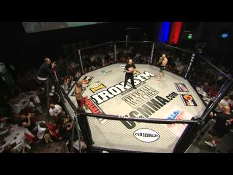 UCMMA: Ultimate Challenge - Jake Bostwick vs Jamaine Facey - UCMMA28