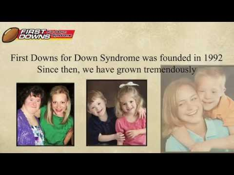 About First Downs for Down Syndrome