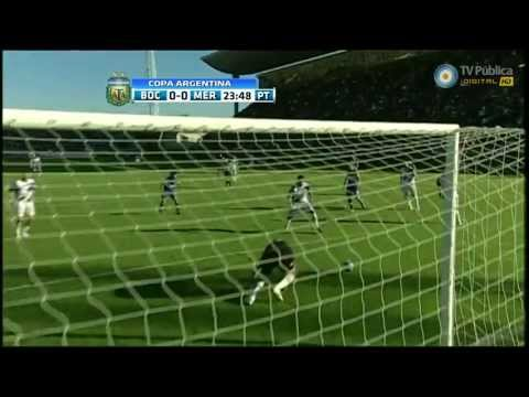 Boca 1 (5) - (4) 1 Dep. Merlo - Copa Argentina 2012 - Semifinal