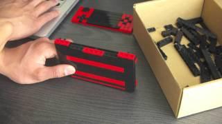 getlinkyoutube.com-Lego Nintendo 3DS build