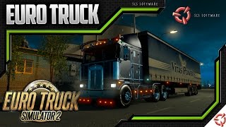 getlinkyoutube.com-k100 l Euro Truck Simualtor 2 l 1.18 1.19